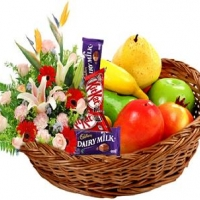 Fruits | Flowers | Chocolate