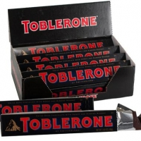 12 x Toblerone dark 100 g