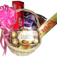 Chocolate Basket-4