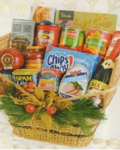 CHRISTMAS BIG BASKET