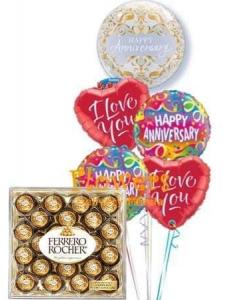 5 Balloons 24 Ferrero